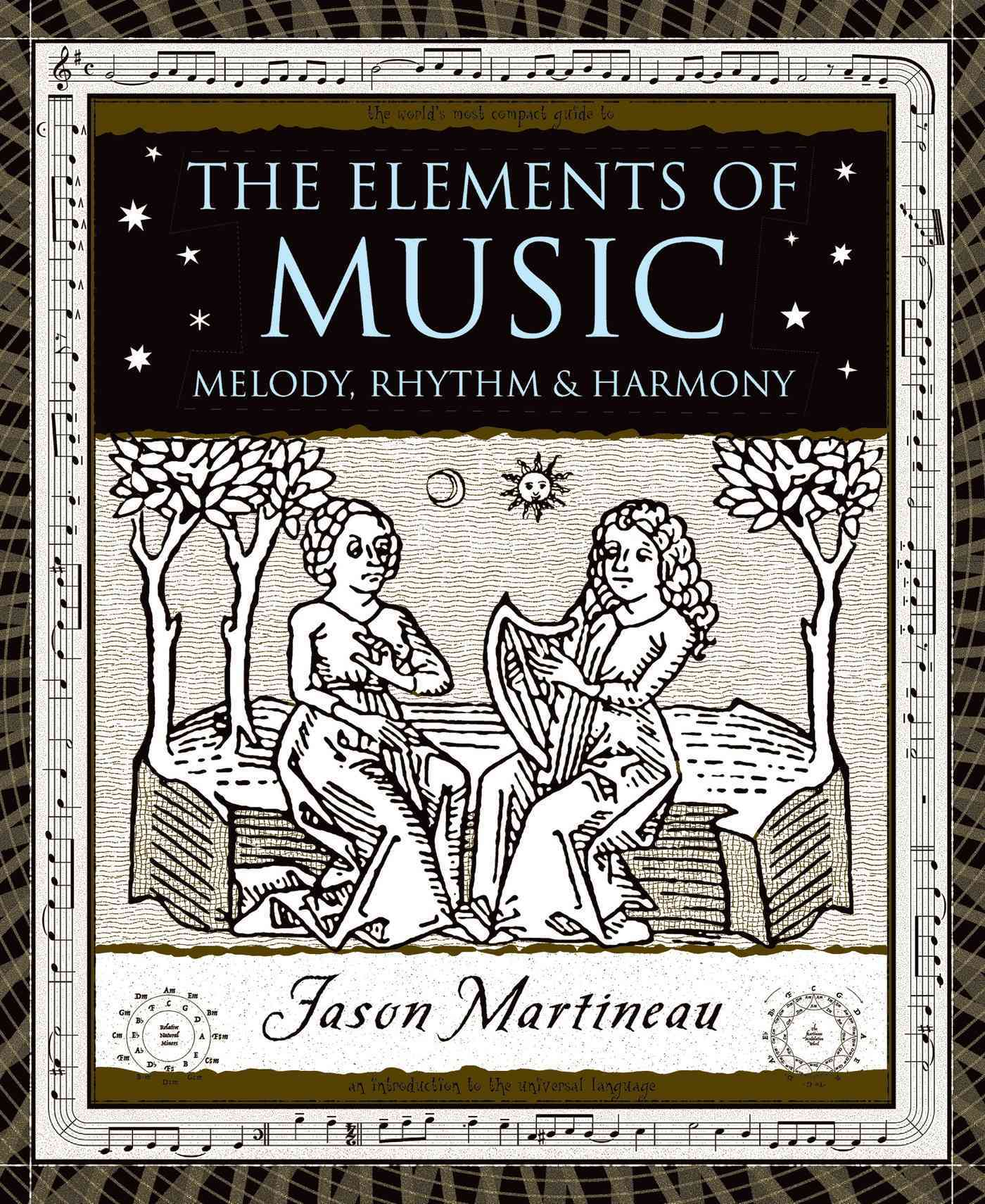 The Elements of Music By Martineau, Jason