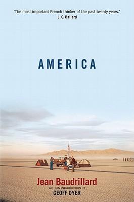 America By Baudrillard, Jean/ Dyer, Geoff (INT)